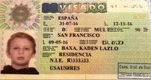 The Spanish Non Lucrative Visa Freshly Sealed in our Passports