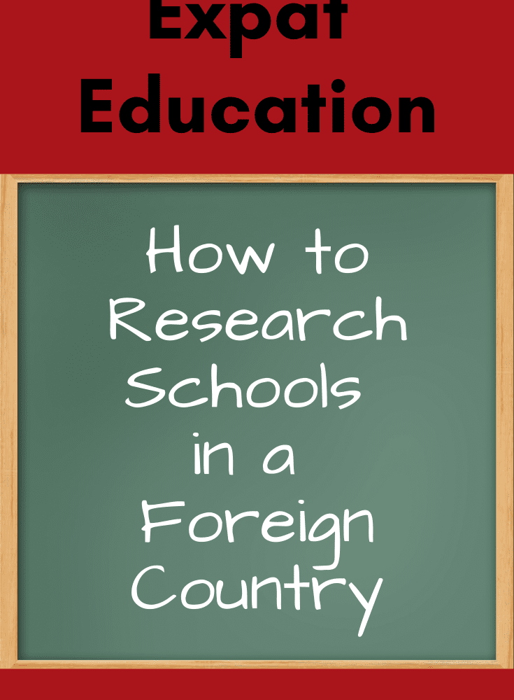 Expat Education: An Expat's Guide to Choosing a School Overseas