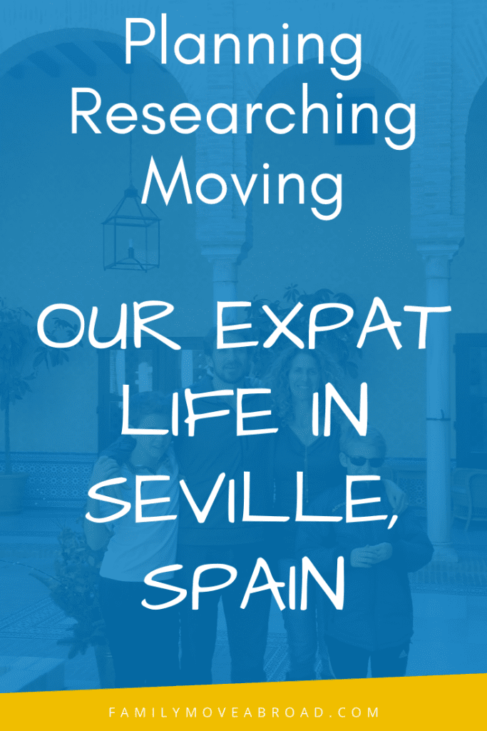 Researching moving our family overseas proved daunting