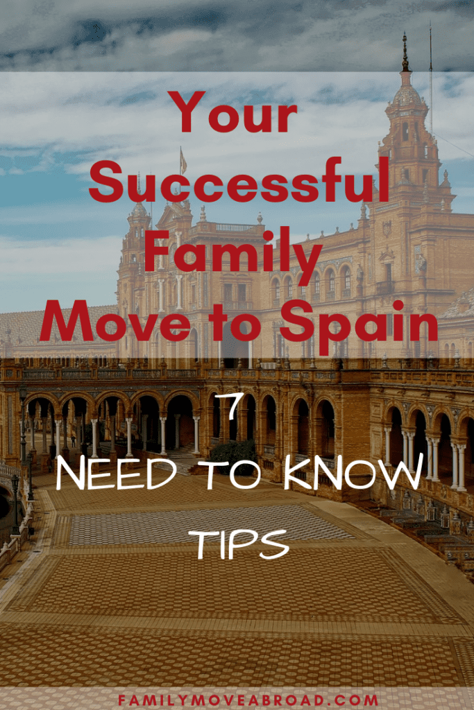 Tips for Moving to Spain as American Family