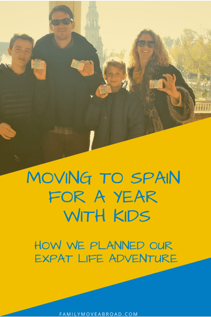 Living Abroad for a Year How to Move to Spain